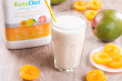 Apricot and Mango Flavour Protein Drink KetoDiet