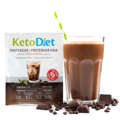 Chocolate Flavour Protein Iced Coffee (7 portions)