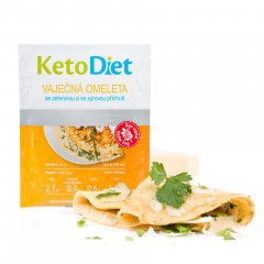 Cheese Flavour Protein Omelette (7 portions)