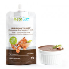 Protein cream with hazelnuts (50 g - 2 portions)