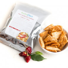 Chilli Flavour Protein Crisps (1 portion)