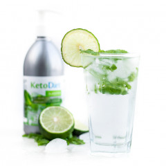 Sugar Free Mojito Flavour Syrup (500 ml - 40 portions)