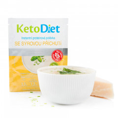 Cheese Protein Soup (7 portions)