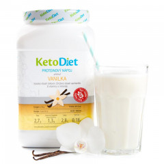 Vanilla Flavour Protein Drink for 1 week (35 portions)