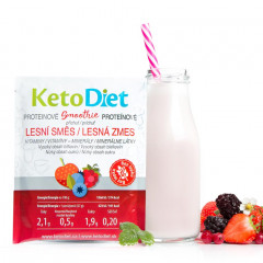 Forest Fruit Flavour Protein Smoothie (7 portions)
