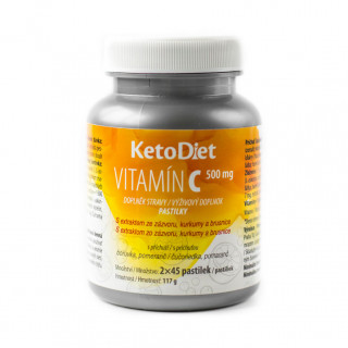 KetoDiet Vitamin C (90 tablets)