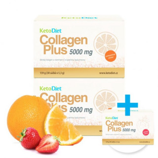 KetoDiet Collagen Plus 5000mg - Buy 2 and get 1 FREE