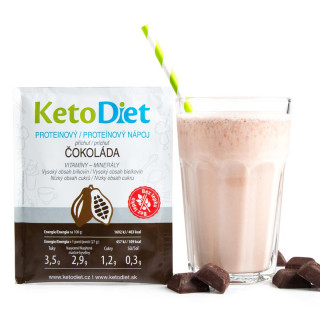 Chocolate Flavour Protein Drink (7 portions)