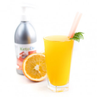 Sugar Free Orange Flavour Syrup (500ml)
