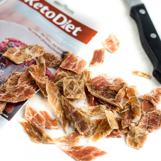 Dried turkey Jerky (3 portions)