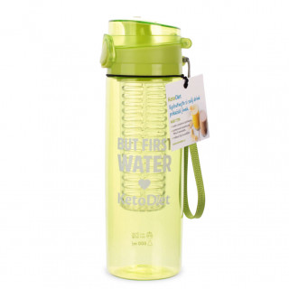 Green Trendy Water Bottle (600 ml)