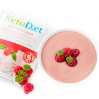 Raspberry Flavour Protein Mash (7 portions)