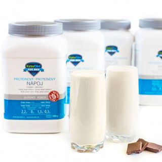 Protein Drink for Men for 4 Weeks (140 portions)