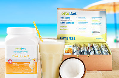 With KetoDiet's premium diet plans, you now get Pina Colada for free