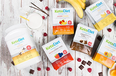 KetoDiet offers new diet drink packs for losing weight easily.