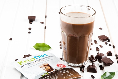 Protein KetoDiet Coffee will help you to lose weight in an office