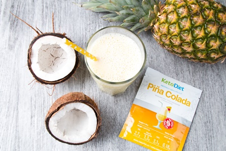Pina Colada Flavour Protein Drink