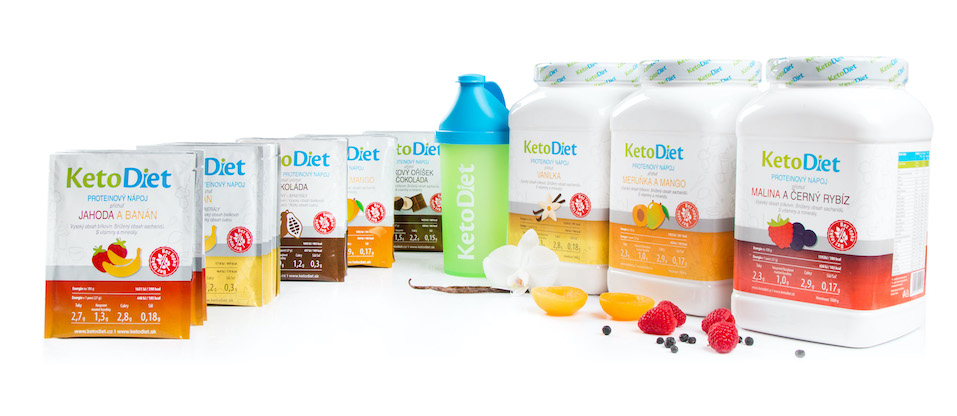 Protein drink pack for 4 weeks (140 portions) + Shaker FOR FREE