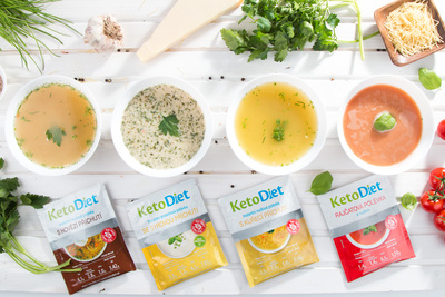 KetoDiet protein meals and drinks are rich in proteins and low in carbohydrates. Their taste is excellent and you will lose weight fast and naturally.