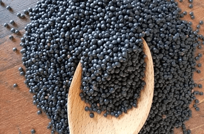 Extra nutritious black beluga lentils. Why not leave it out in a healthy diet and what to make of it?